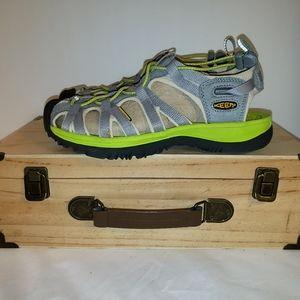 Keen Women's Whisper Waterproof Sandals, Size 7.5